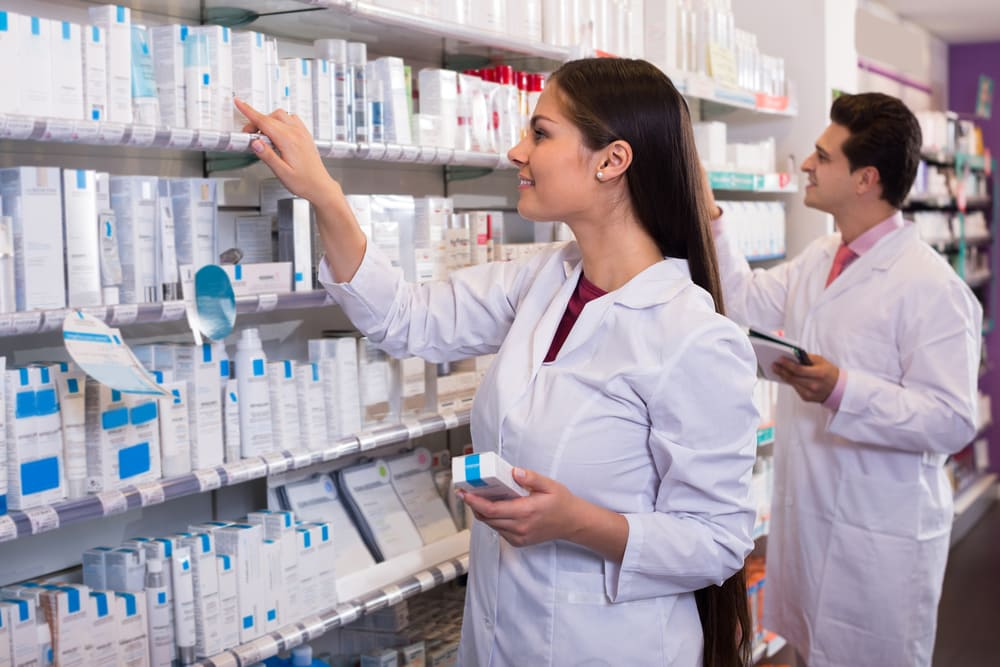 Drug store Tech – A Job With A Future