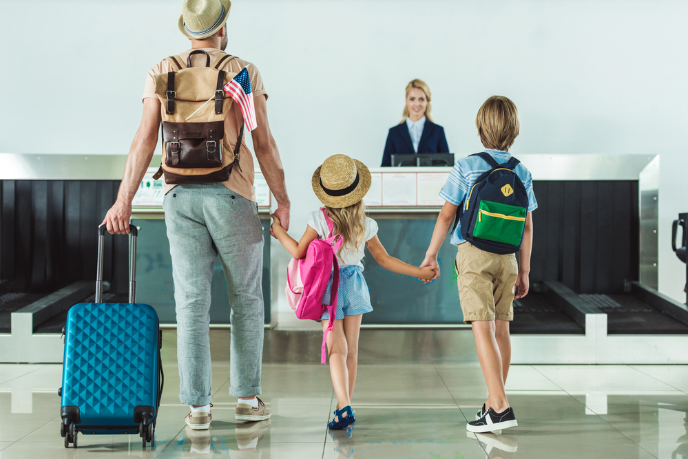 A Basic Guide to Prepare Your Children for Travel