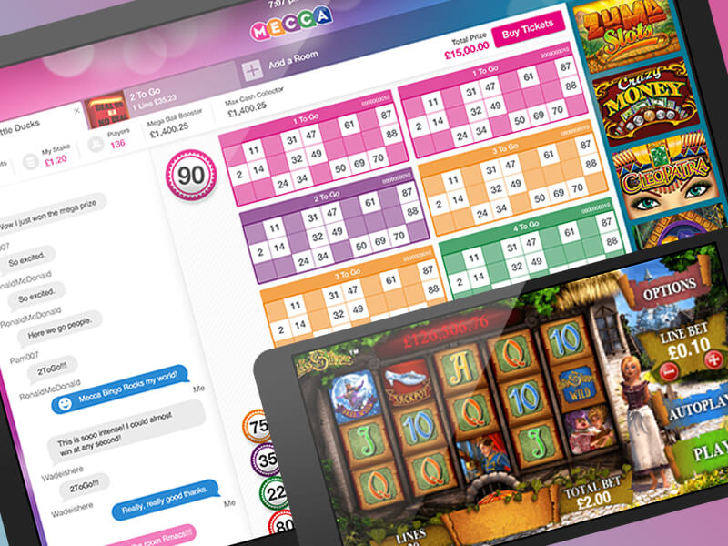 Bingo Websites: A Completely New Face Of Gaming!