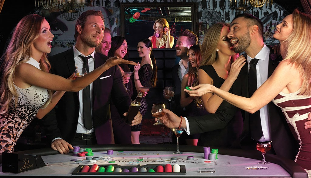 Casino Club – Exclusive Club Atmosphere