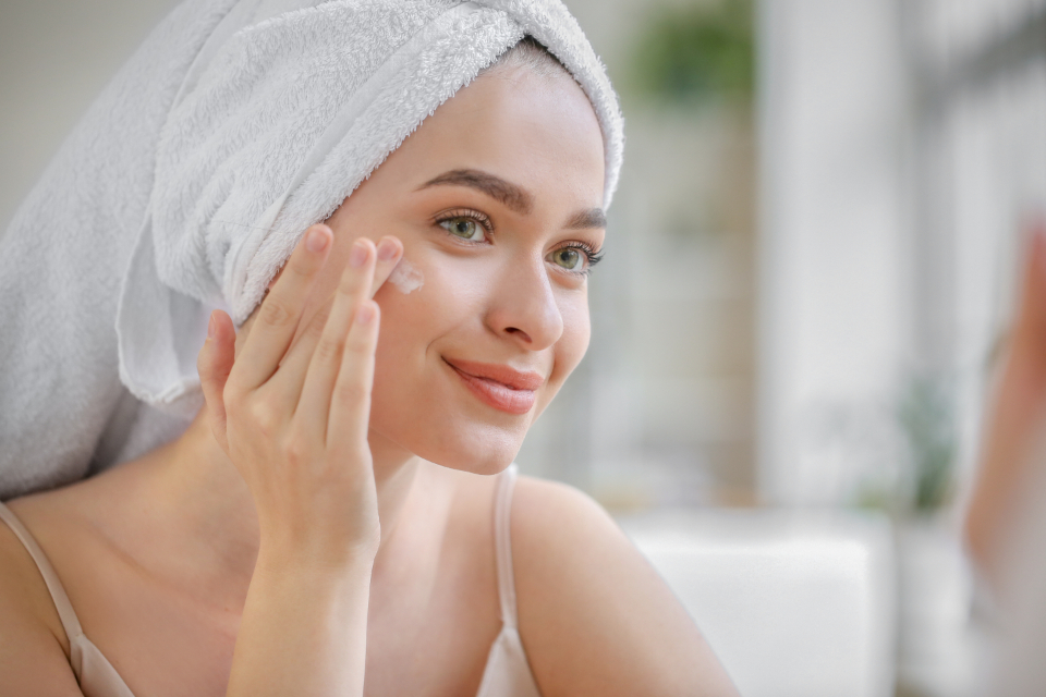 The Importance Of Moisturising Every Day.