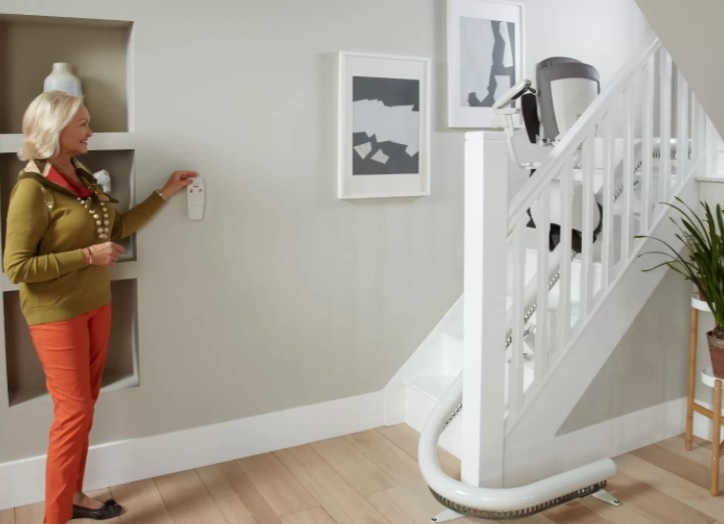 A Customised Stairlift Can Make Your Life Easier